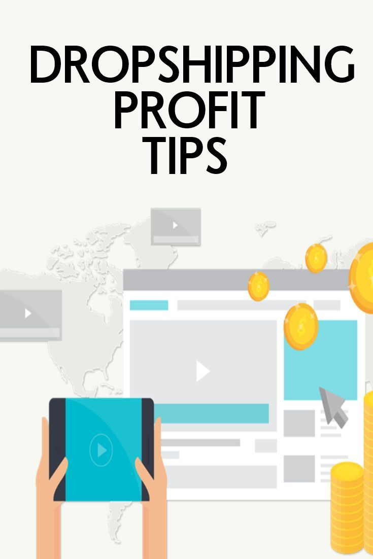 Dropshipping Profit Tip sRepinned by *Doniele Disney* www.justaddtwins.com