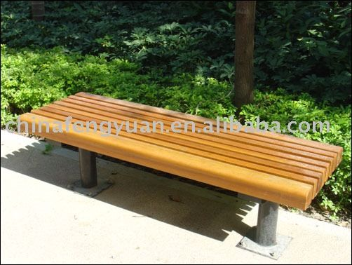park bench outdoor plastic bench seats public seating