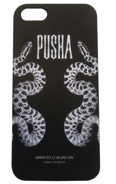 "Fashion: Pusha T x Marcelo Burlon - ""County of Pusha"" Capsule Collection - The Swag Section"