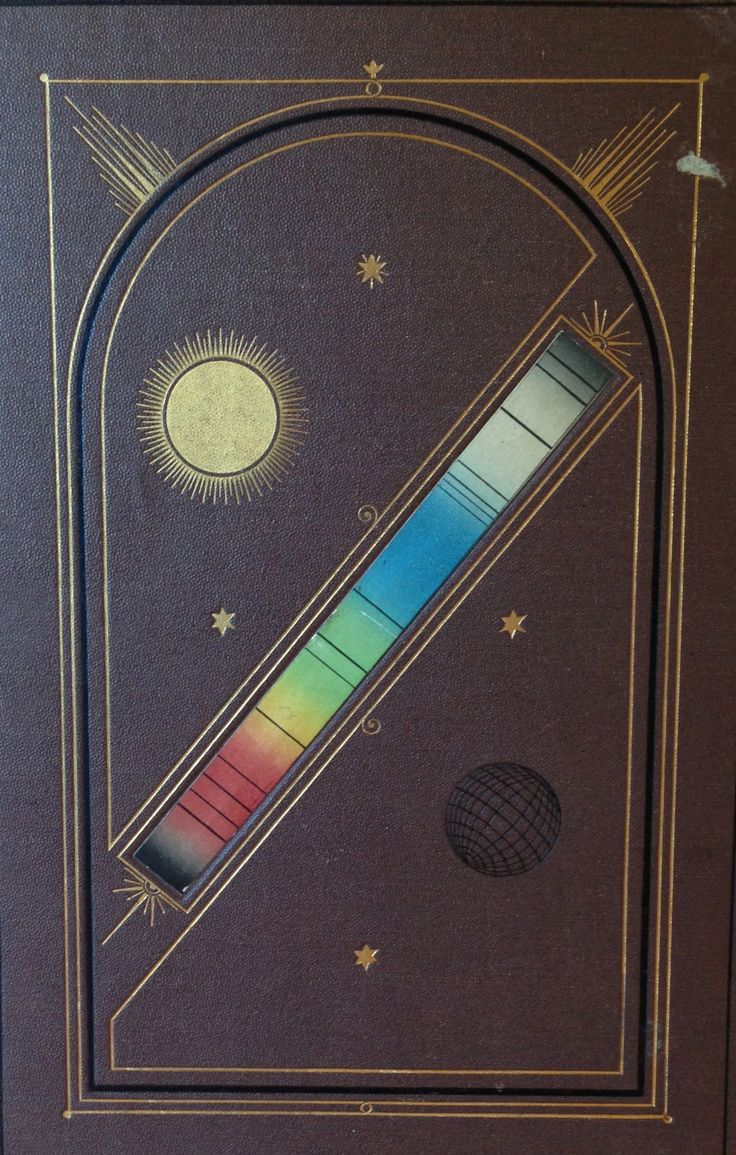 publishers binding on roscoes spectrum analysis 1869 color wheelsaltered bookscover artcolor theorynatural - Books On Color Theory