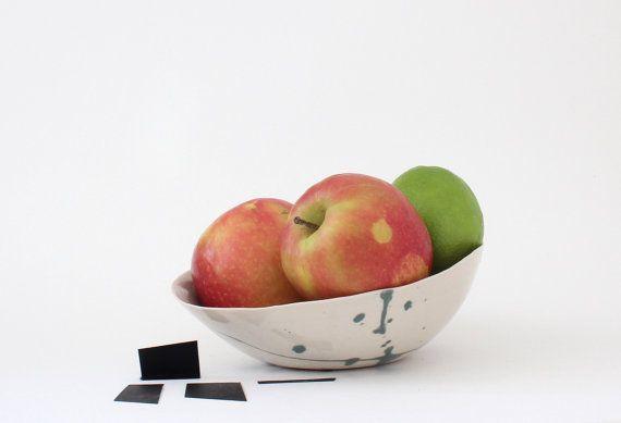 handmade fruit bowl la petite fabrique de by Sciallanolucile, $65.00