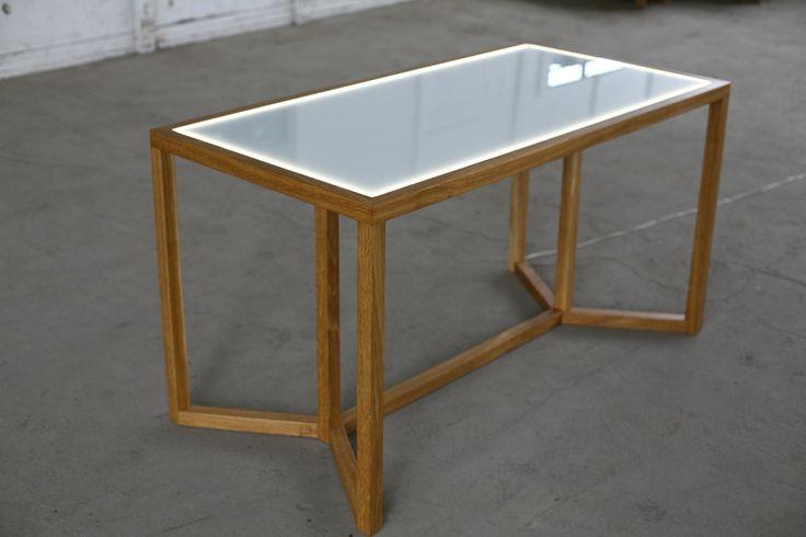 Desk, working table - design by Soňa Malinová