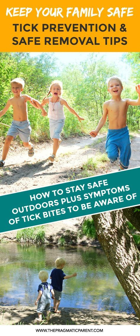 Keep your family safe this summer with the facts on Ticks: Tick Prevention, Tick Safety and How to Safely Remove Ticks from the Skin. Symptoms of Tick Bites To Be Aware Of and Potential Lyme Disease Symptoms. via @https://www.pinterest.com/PragmaticParent/