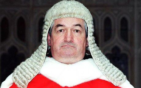 """the legal establishment in murmuring judges Geographical scope: this consultation paper applies to the law of england and   """"murmuring judges""""30 this was formerly a statutory offence under the   counterproductive, as they give the impression that the judicial establishment is."""