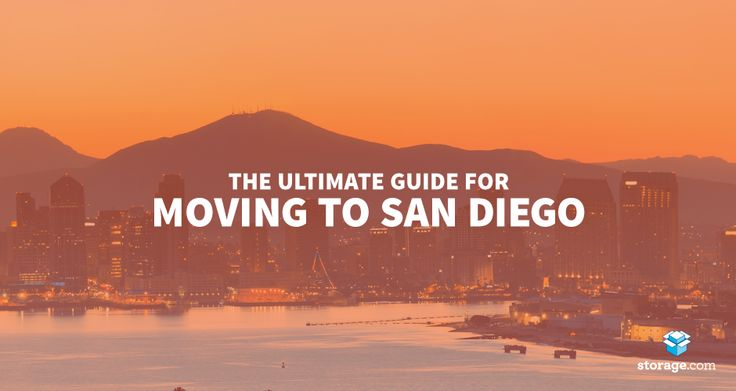 The Ultimate Guide for Moving to San Diego