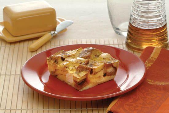 Apple Cinnamon French Toast Strata - Kidney-Friendly Recipes - DaVita