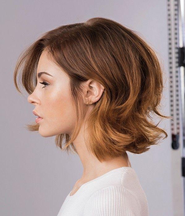 Saint Algue Medium Brown Hairstyles