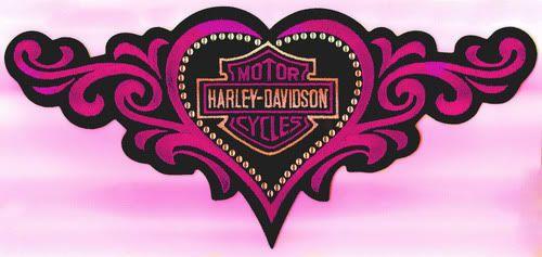 Girly Harley Logo Things Of Imprints