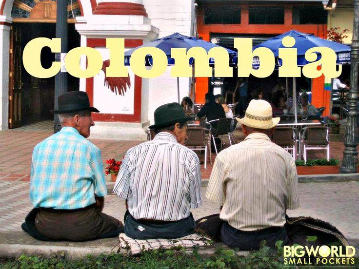 Colombia Destination