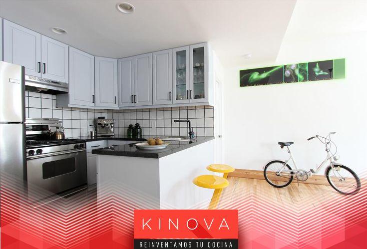 ¿Les gustaría que su cocina se viera así?