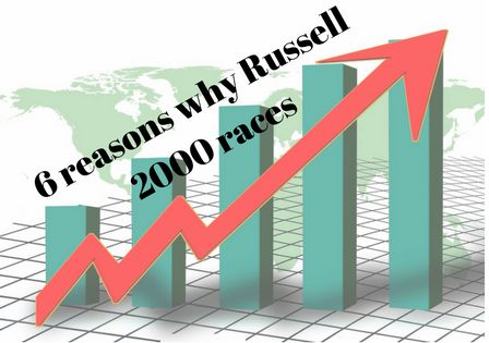 """A week before the end of November climbed the Russell 2000 index to a record high, when he recorded the longest sequence ofdailyrisesin the last 20 years. After rising for 13 consecutive days from early November (just before the US elections), he has risen over 13% this month and completed his longest sequence of gains … Continue reading """"6 Reasons Why Russell 2000 Races"""""""