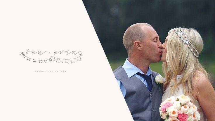 Ben + Erin's Wedding