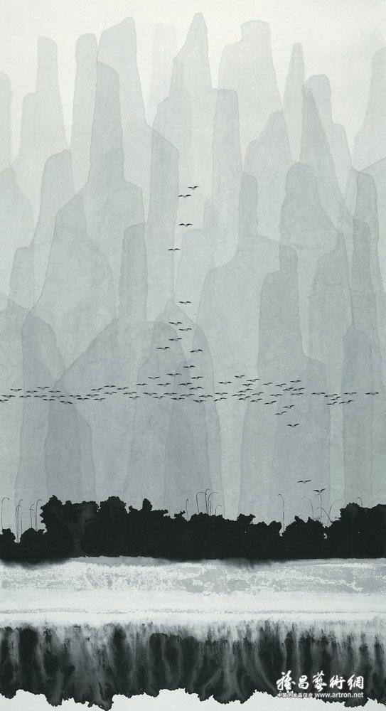 亿万年的对话(四)《中国近现代名家画集——陈家泠》