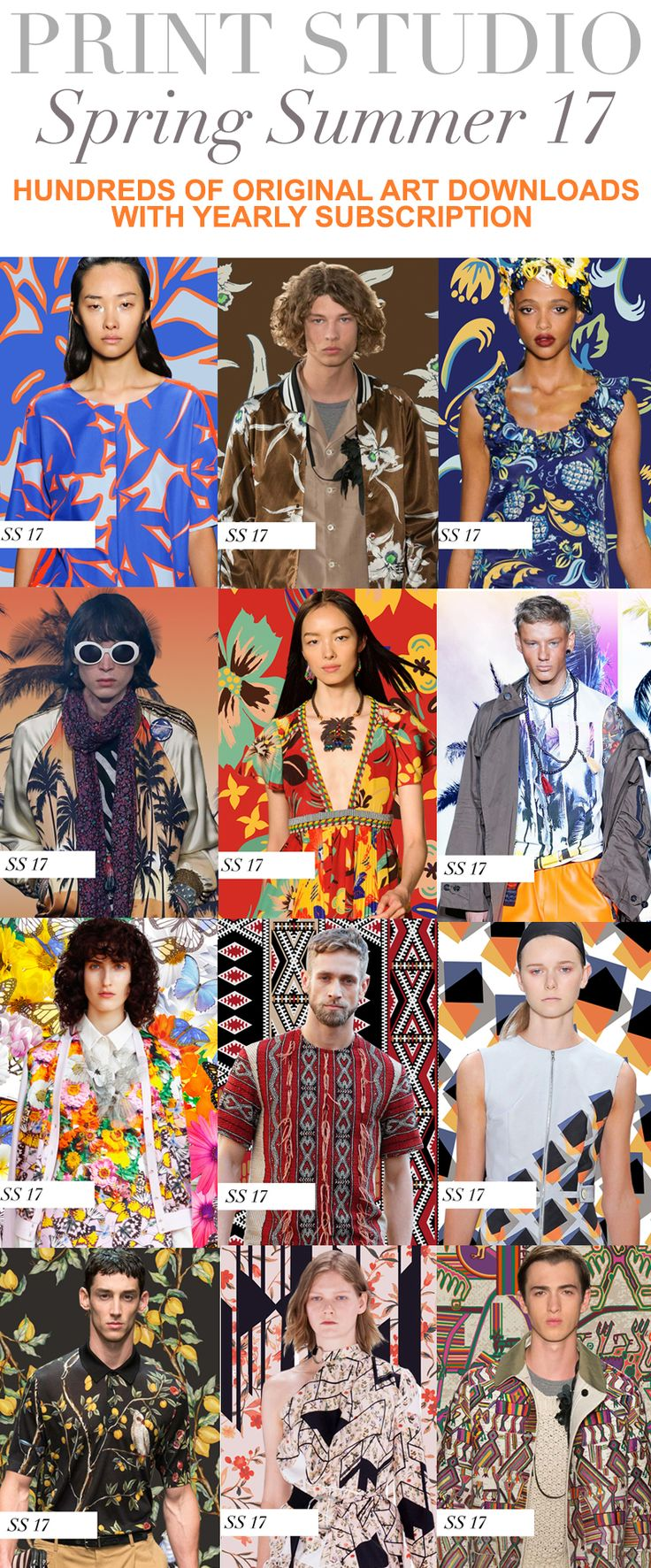 TREND COUNCIL UPDATES spring summer 2017