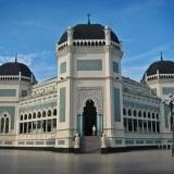 Wisata Indonesia: Masjid Raya Medan