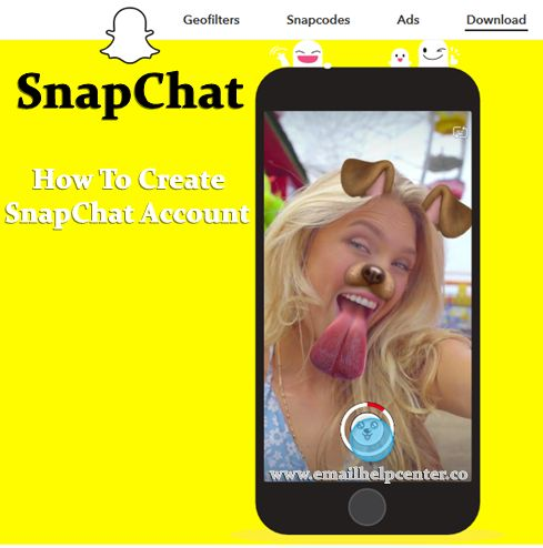 How To Create SnapChat Account │SnapChat Account Registration
