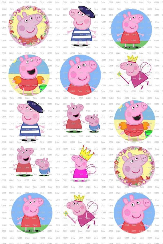 7 Best Peppa Pig Images On Pinterest Pig Party Little
