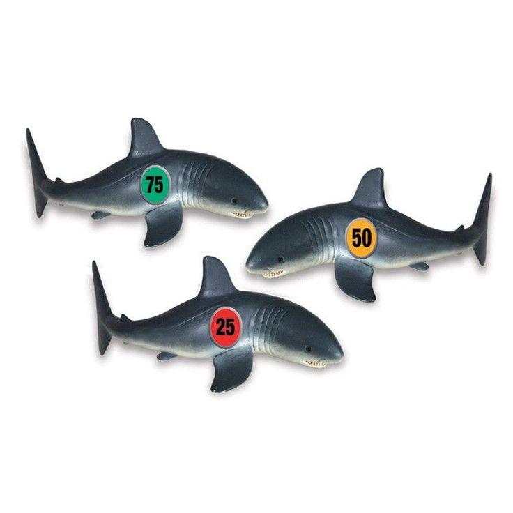 Swimline Shark Frenzy Swimming Pool Dive Game