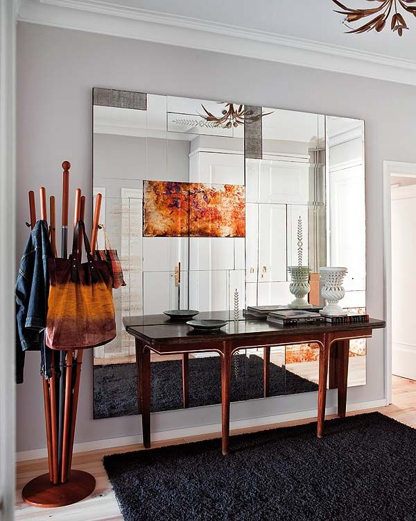 Squeeze Some Style With These Small Hallway Interior: 1000+ Ideas About Hallway Mirror On Pinterest