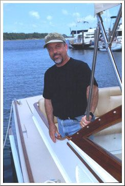 Billy Joel Boat Alexa's | Billy Joel Fan.com | Picture of Billy Joel On His Boat ♪