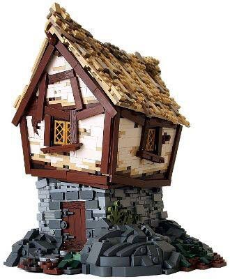 Lego Medieval House 42 best lego-haus images on pinterest | lego building, lego castle
