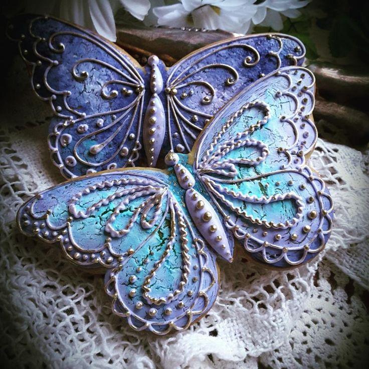 Wings - Cake by Teri Pringle Wood