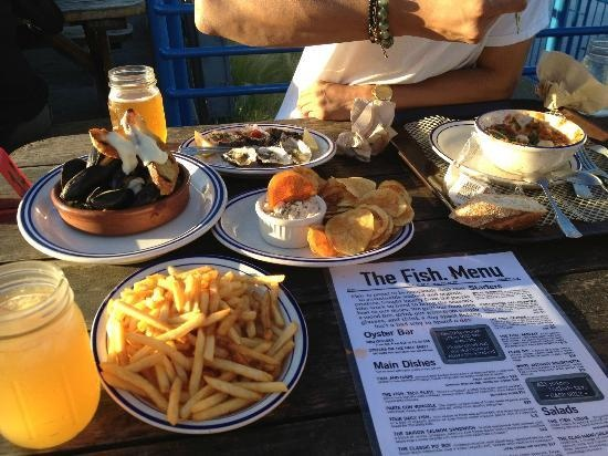 1000 images about sausalito local hangouts on pinterest for Local fish restaurants