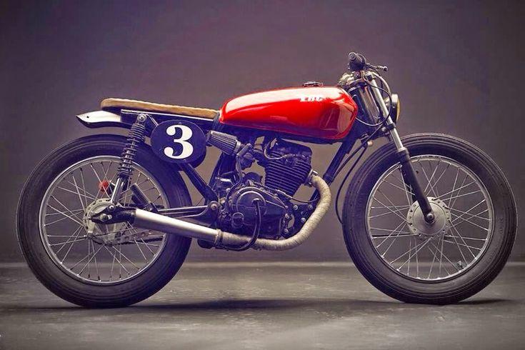 L.B.C. ''Super Sport'' 125cc:: Low Budget Customs. | 8negro