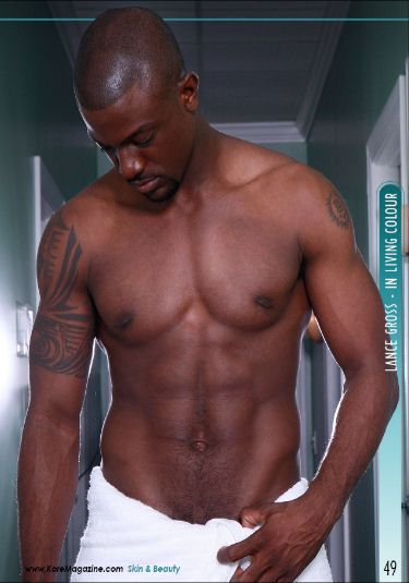 Lance Gross my new favorite god bless his parents for making him thank u!!!