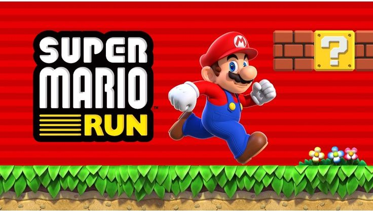 'Super Mario Run' To Land On Apple Devices This December