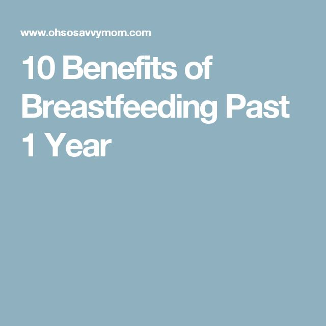 breastfeeding past one Ask our breastfeeding expert type your question below and if the answer isn't on the site already our expert will answer it for you every breastfeed makes a difference.