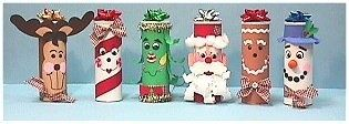 Pringle Cans (cookie gift containers)