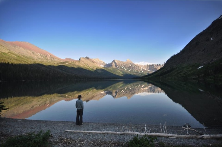 glacier national park guided hikes