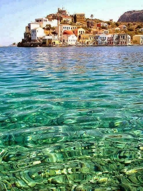 //Kastelorizo island, Greece