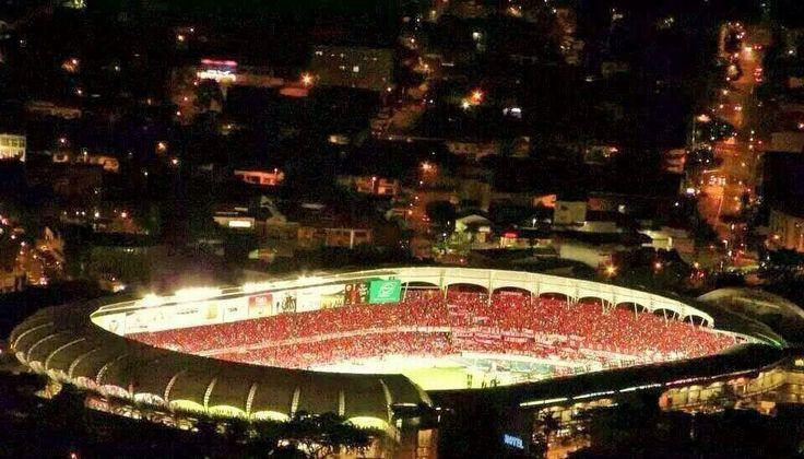 De rojo el Pascual