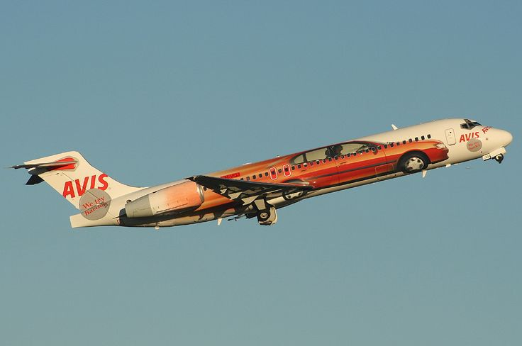 Jetstar Airways Boeing B717-231 (Avis)