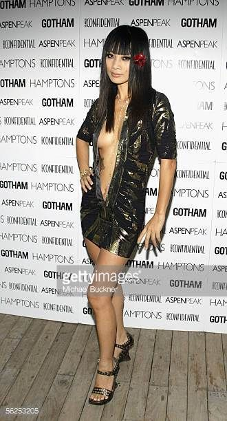 actress-bai-ling-arrives-at-the-shawn-king-cd-listening-series-of-in-picture-id56253205 (330×612) bai ling recreates cynthia basinet iconic style pantless poses