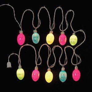 Outdoor Easter Decorations Lights