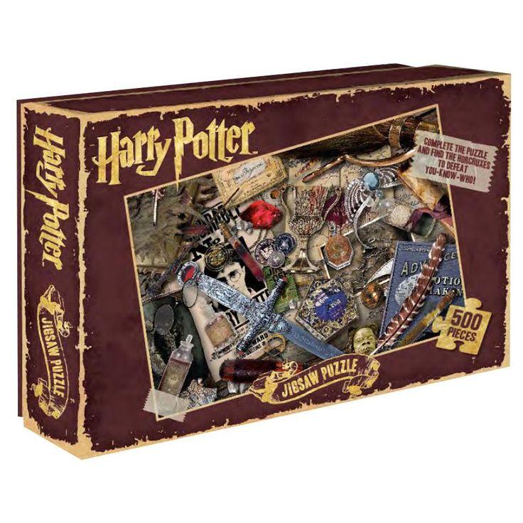 """Puzzle """"Horcruxes"""" di #HarryPotter."""