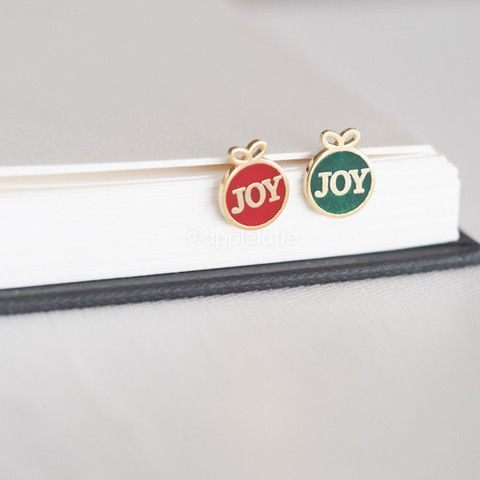 Christmas Joy Earrings