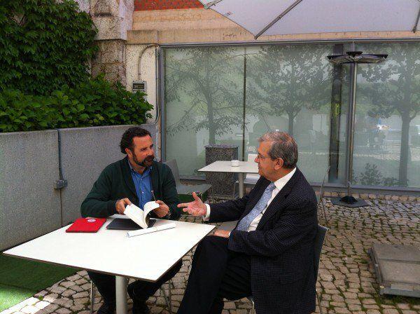 Conversando sobre innovación , Talento , Emprendimiento , y la Transformación digital de la banca y los seguros con Carlos Biurrun de Community of Insurance
