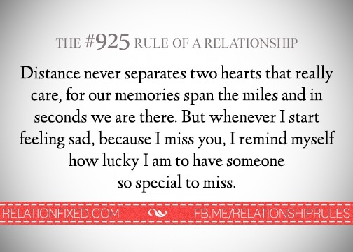 open long distance relationship rules quote