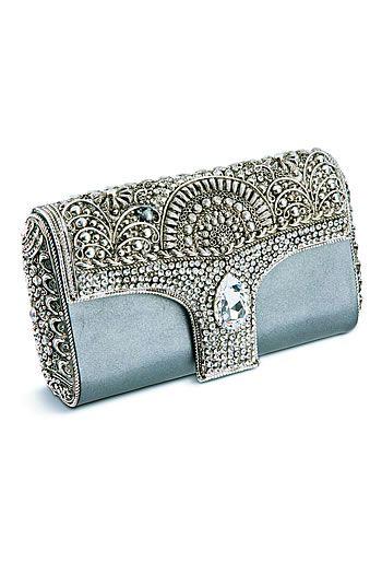 Meera Mahadevia Clutch Bag Beautiful And Handy