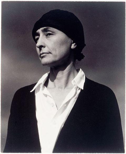 Alfred Stieglitz (1864 - 1946) - Georgia O'Keeffe, 1928