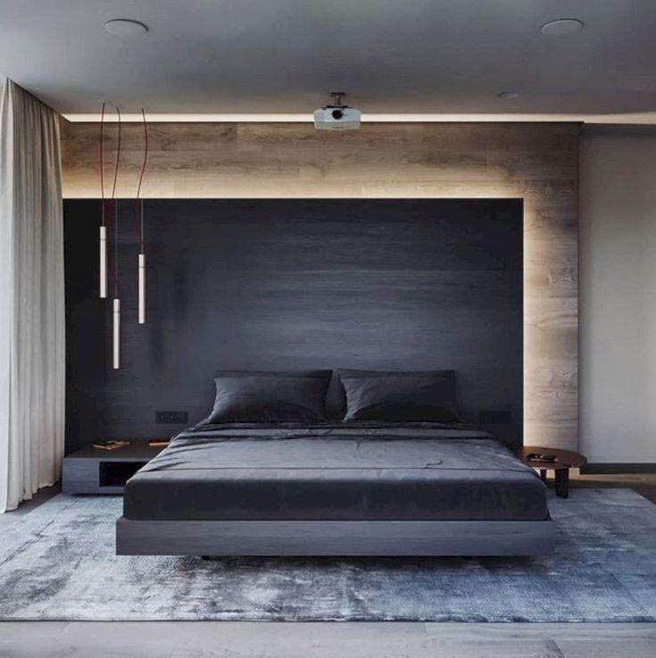 Tips For A Minimalist Bedroom Design Schlafzimmer Design