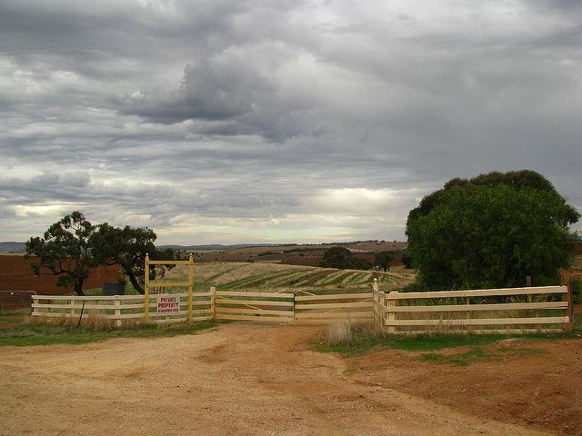 Drovers Run * Front Gate