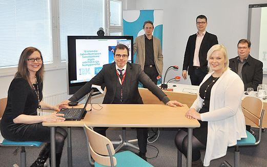 HILL vakiintuneeseen käyttöön osaksi verkko-opetusta    http://tutkintoverkossa.wordpress.com/2012/03/30/hill-vakiintuneeseen-kayttoon-osaksi-verkko-opetusta/