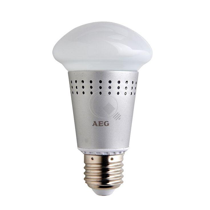 AEG LED BULB E27 8.5w 230v 3000k 120° 600lm 520185