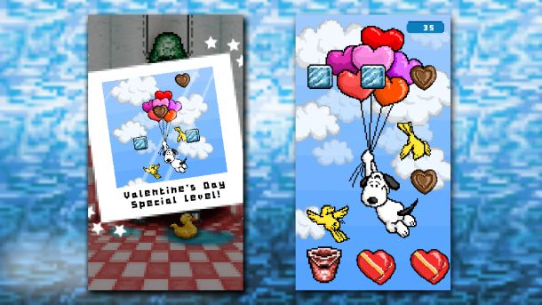 Valentine's Day level exclusively presented in Indie Game Magazine.