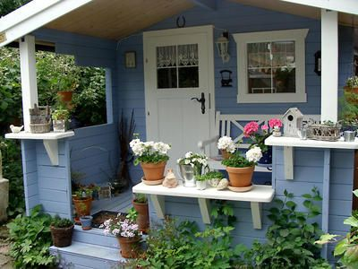 unser gartenhaus gartenh tte pinterest weihnachten and porches. Black Bedroom Furniture Sets. Home Design Ideas